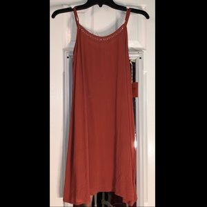 Spice Berry dress